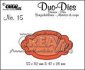 Duo Dies no. 15 Duo Labels 2