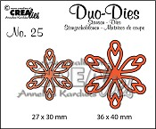 Duo Dies no. 25 Bloemen 15 / Duo Dies no. 25 Flowers 15