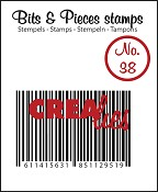 Bits & Pieces no. 38 Barcode