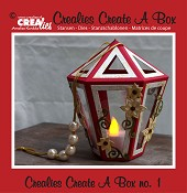Crealies Create A Box no. 1