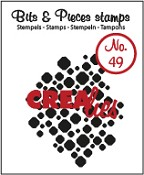 Bits & Pieces stempel/stamp no. 49