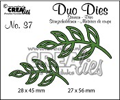 Duo Dies no. 37, Blaadjes 5 / Leaves 5