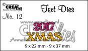 Text Die no. 12 2017 XMAS