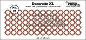 Decorette XL stans/die no. 02, Bogen/ Quatrefoil