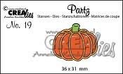 Partz stans/die no. 19, Pompoen A / Pumpkin A