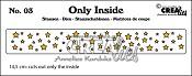 Only Inside stans/die no. 3, Sterretjes / Stars