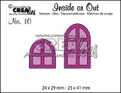Inside or Out stansen/dies no. 10, Raam en deur / Window and door