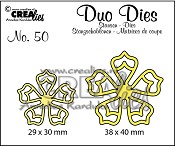 Duo Dies no. 50, Bloemen 21 / Flowers 21