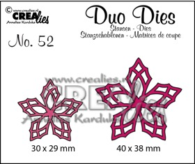 Duo dies no. 52, Bloemen 23 / Flowers 23