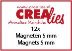 Magneten 5 mm (12x) / Magnets 5 mm (12x)