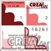 Creative Corners stans no. 8 / Creative Corners die no. 8