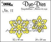 Duo Dies no. 11 Open Flowers Small 3 / Duo Dies no. 11 Open Flowers Small 3
