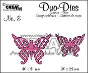 Duo Dies no. 8 Vlinders 4 / Butterflies 4