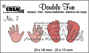Double Fun stansen no. 7 / Double Fun dies no. 7