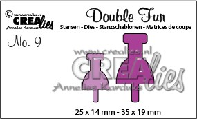 Double Fun stansen/dies no. 9