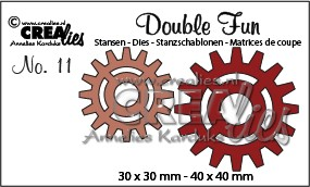 Double Fun stansen/dies no. 11