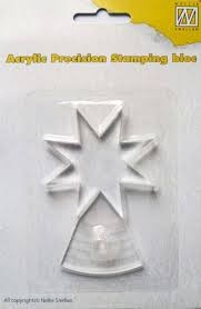 Acrylic Precision Stamping Bloc