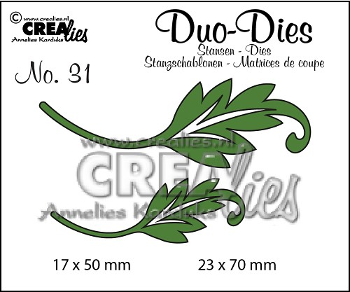 Duo Dies no. 31, Blaadjes 1 / Leaves 1