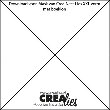 Download Mask met boeklon
