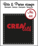 Bits & Pieces stempel/stamp no. 44