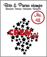 Bits & Pieces stempel/stamp no. 48