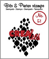 Bits & Pieces stempel/stamp no. 51