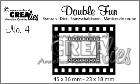 Double Fun stans no. 4 / Double Fun die no. 4